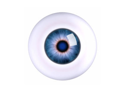 prosthetic contact lenses